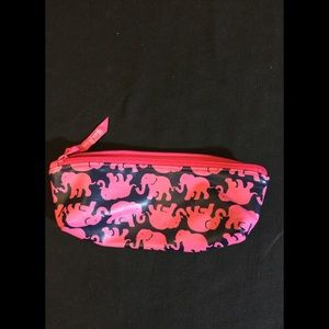 "Lilly Pulitzer Pencil Case ""Tusk in the Sun"""